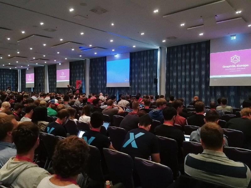 GraphQL Conf Europe 2019
