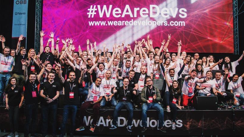 Congrès mondial WeAreDevelopers 2019