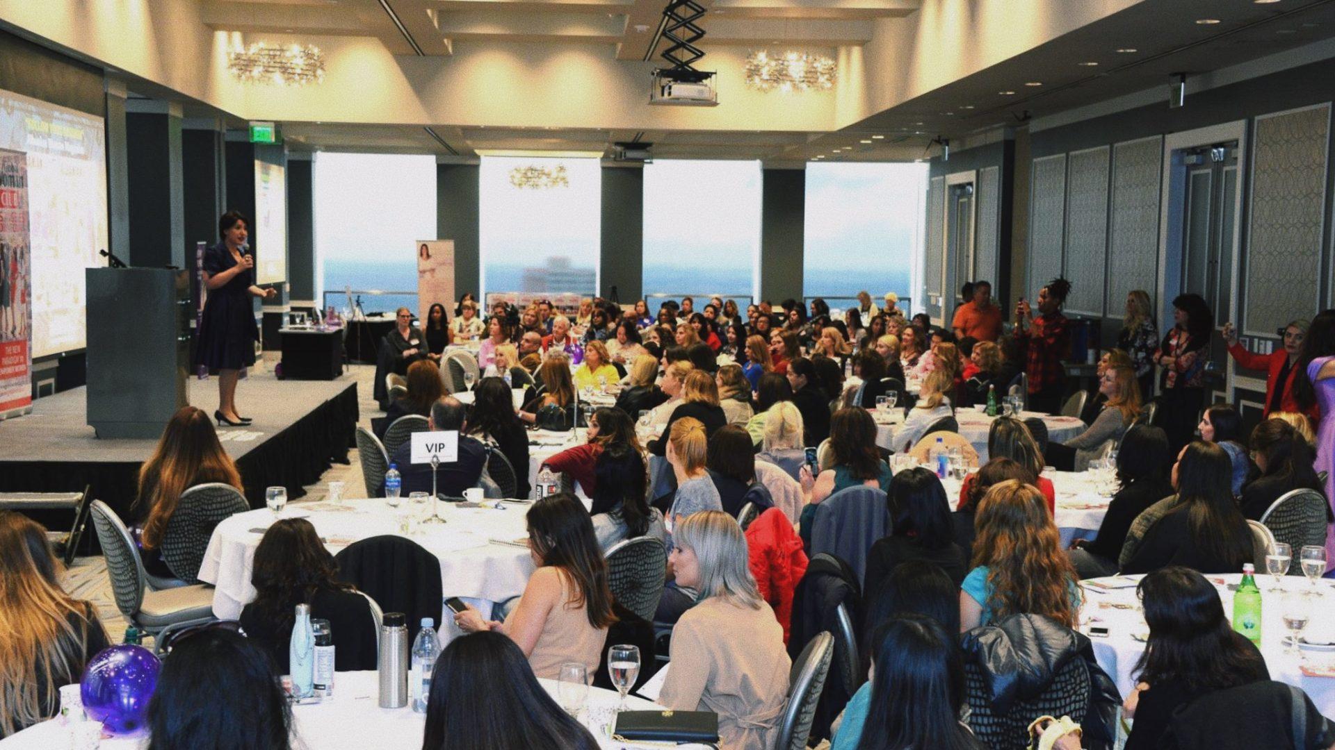 Sommet Mondial des Clubs de Femmes